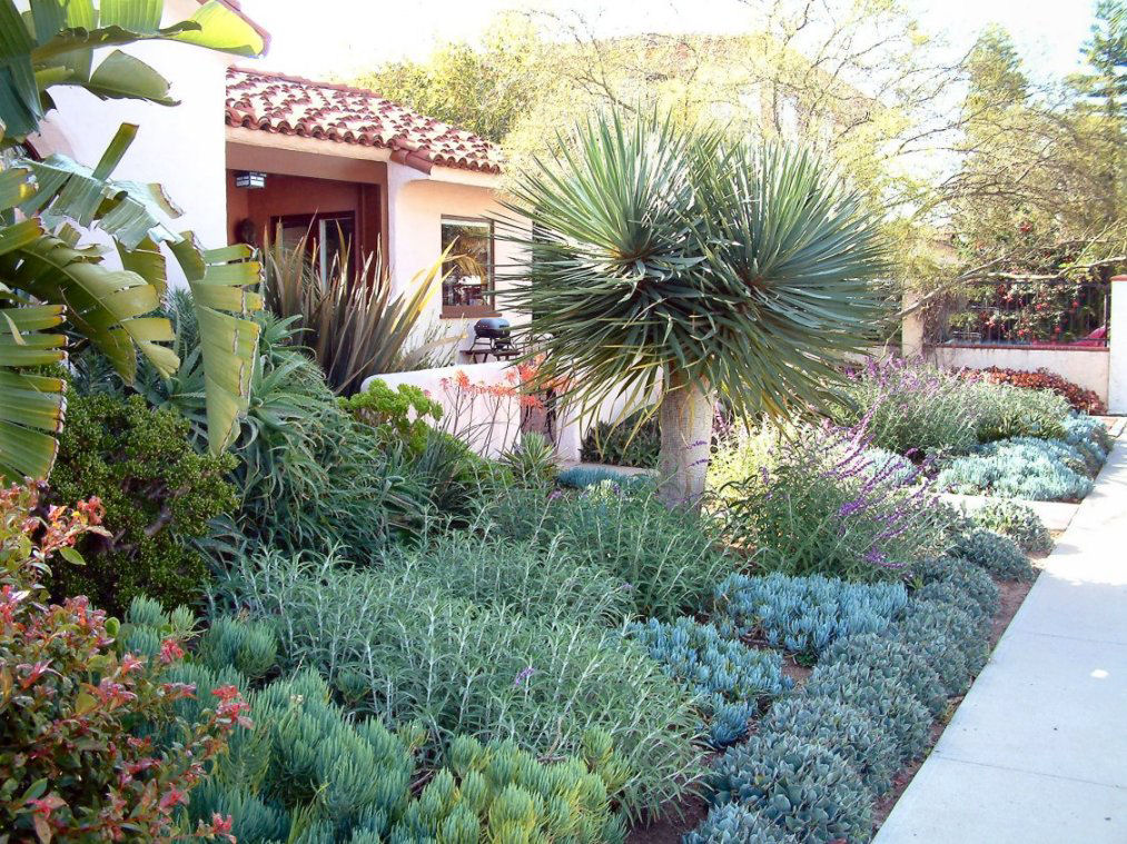 Grey green garden designed by greg hebert landscape arch for Idea verde garden center