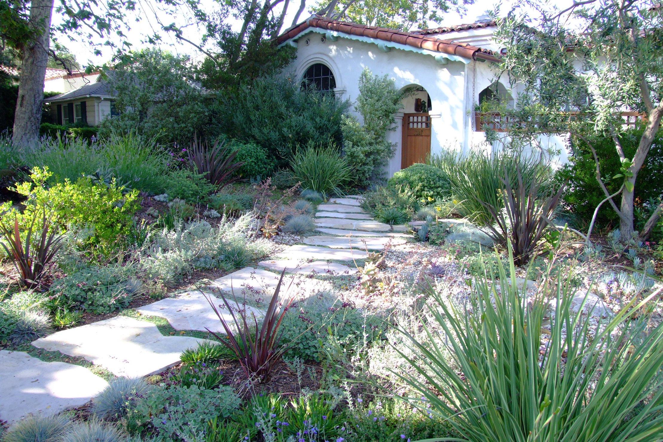 Garden Tours: Santa Monica Serenity Garden